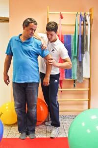 Physiotherapie Beispiel 3