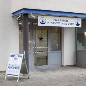 Eingang - Physiotherapie-Praxis Birgel
