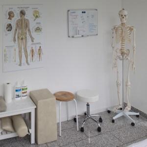 Physiotherapie-Raum Praxis Reutlingen
