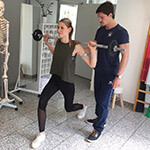 Fitnessraum - Physiotherapie Praxis Reutlingen