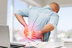 Berufskrankheit Rückenschmerz