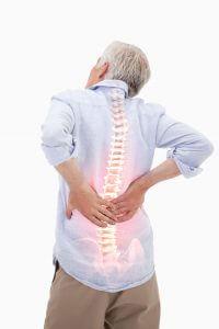Rückenschmerzen und Physiotherapie