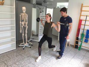 Sportpaket Physiotherapie Training