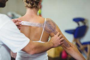 Physiotherapie - Gelenkbeweglichkeit