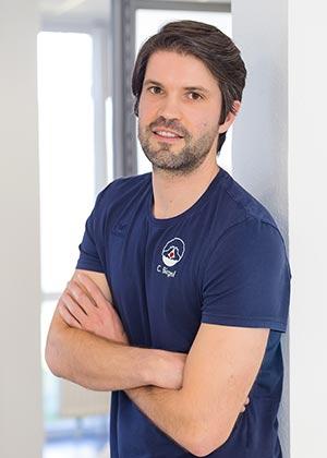 Christoph Birgel | Physiotherapie Reutlingen - Praxis Birgel