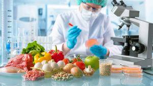 Obst und Gemüße für eine gesunde Ernährung