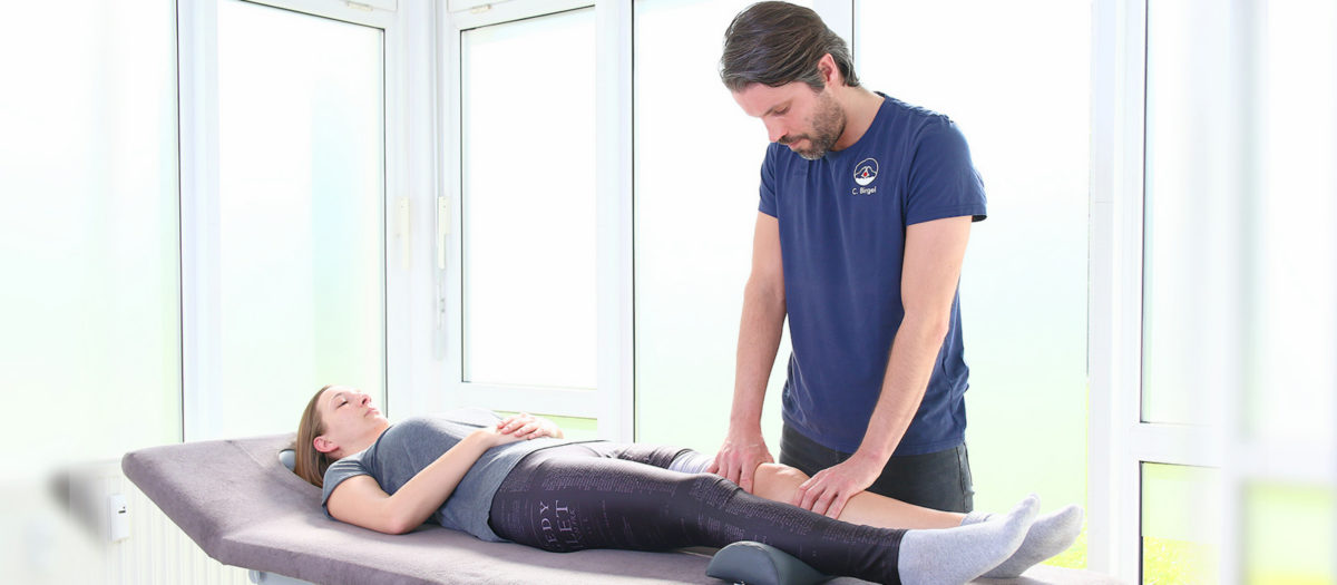 Physiotherapie Reutlingen - Praxis Birgel