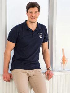 Physiotherapeut Reutlingen - David Birgel