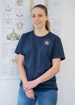 Jaqueline Kästle | Physiotherapie Reutlingen - Praxis Birgel
